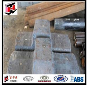 Quality steel anvil forged blacksmith anvil forging for sale