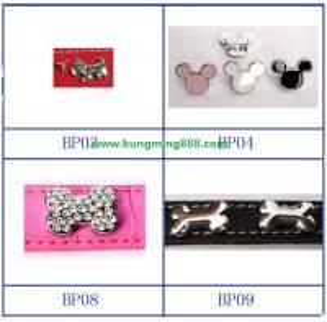 China  Wholesale customized decorative rivets for dog collars,dog collar rhinestone rivets,dog leashes riv on sale