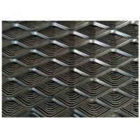 China Silver Gray Aluminum Wire Mesh Round Hole Tensile Strength Performance on sale