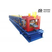 Quality Galvanized Steel Profile Sheet Roofing Machine , Reliable C Z Purlin Making Machine for sale