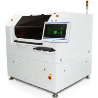 China UV Laser CNC Drilling Machine For FPC Circuit Board , Automatic Pcb Drilling Machine on sale