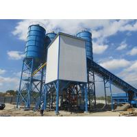 Quality Automatic Precast Central Mix Dry Ready Mix Concrete Plant 150M3 For Railroad for sale