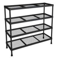 Buy Wide Span Industrial Wire Shelving , Heavy Duty Storage Racks 200Kg Loading at wholesale prices