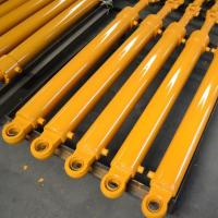 Buy cheap Log Splitter Hydraulic Cylinders High Grade Precise Machined Ductile Iron Piston from wholesalers