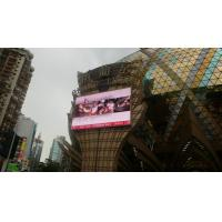 Quality Waterproof  rgb P16 electronic led display full color for road advertising for sale