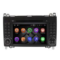Quality Android 8.0 Mercedes Benz DVD Player With Canbus Rear Camera AUX BT for sale