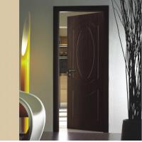 Quality E1 6mm Solid Mdf Internal Doors Medium Density Fiberboard for Social House for sale