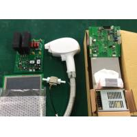 Quality Compact Size 808nm Diode Laser Hair Removal Machine Full Parts Components for sale