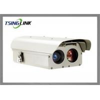 Quality Long Distance CCTV Surveillance Cameras Body Infrared Temperature Measurement Thermal Ip Camera for sale