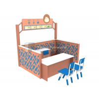 Quality Role Play Center--Kids Indoor Playground Equipment--FF-Bun Shop for sale