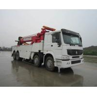 Quality Heavy Duty Special Purpose Truck , Tow Truck Wrecker ISO9001 Standard for sale