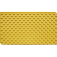 Quality 9901 EPS/HiPS Mushroom Panel Sizes 1350 x 730 x 45mm Underfloor Heating Insulation and Pipe Layout Module Boards for sale