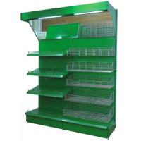 Quality Display Rack Units for Supermarket Fruit and Vegetable Disply Stands for sale