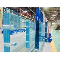 China 10mm Fire Rated Safety Glass on sale