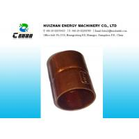Quality Air Conditioning Copper Tube Coupling Rolled Stop C X C For Refrigeration for sale
