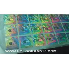 Buy cheap Dot Matrix Hologram label from wholesalers