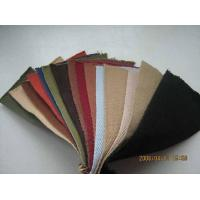 China Red colour cotton binding tape for rug, carpet on sale
