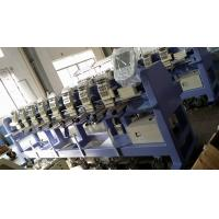 Quality Tubular Embroidery Machine , Hat Stitching Machine Fast Data Transmission for sale
