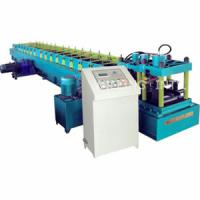 China 18 Stations C Purlin Forming Machine , Metal Roll Forming Machine For Purlin on sale