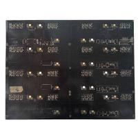 6 layer black for led display screen pcb fr4 multi layer printed6 layer black for led display screen pcb fr4 multi layer printed circuit board