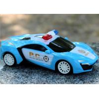 China Fashion Remote Control Police Car / Remote Control Kids Car For Gift on sale