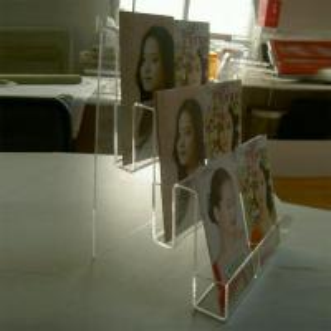 China Acrylic Magazine Display (MD-01) on sale
