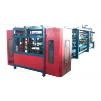 Quality Auto Cutting System EPS Sandwich Panel Machine , Rockwool Sandwich Panel Production Line for sale