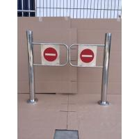 Buy Indoor 970Mm Swing Gate Barrier Mechanical For Shopping Mall Center at wholesale prices