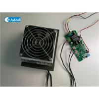 Thermoelectric Peltier Cooler Air Conditioner Assembly With