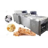Quality Industrial Mixed Cereal Bar Machine , Breakfast Cereal Making Machine 300-500 Kg / H for sale