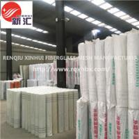 Quality xinhui alkali resistant waterproof plaster drywall glass fibre fiberglass mesh for concrete cracking for sale