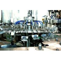 Quality 3 in 1 Liquid Water Filling Machine (rinser filler capper) Cgfa Series for sale