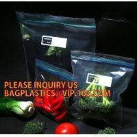 China Eco-friendly PE Double Track Vacuum PE Plastic Zipper, Double Track Ziplock Plastic Bags /Zip Lock Clear Plastic Bag pac on sale