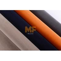 Quality Textured Polyester Upholstery Fabric , Super Soft 100% Polyester Fabrics For Couches for sale