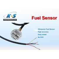 Quality Ultrasonic Fuel Level Sensor Water / Oil / Diesel Fuel Tank Level Monitoring System for sale