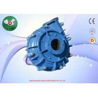 China Rubber Lined Single Suction Centrifugal Pump 10 / 8ST - AH(R) Heavy Duty Horizontal on sale