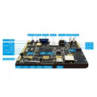 Quality Android 4.4 Mini Computer Board HDMI Out Mini PCIE UART Interface Resolution 1920x1080P for sale