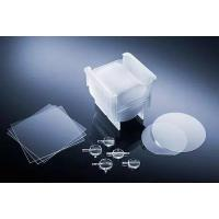 Quality GE Fused Quartz Plate , Optical Glass Plate 2 Inch And Diameter 100 Mm for sale