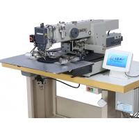 Quality Pnuematic Heavy Duty Computerized Sewing Machine For Denim / Thick Fabric for sale