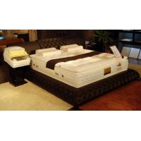 Quality comfortable mattress GNE-208 fat top, coil spring for sale