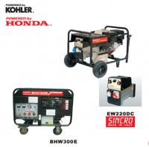 Quality EW220DC / GX390 Small Gasoline Powered Generator Propane Powered for sale