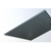 China Lightweight Polycarbonate Roofing Sheets With Lexan / Makrolon Material on sale