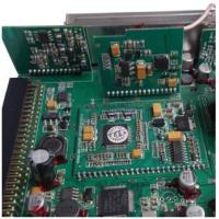 China High Frequency PCB Quick Turn Printed Circular Board , Surface Mount Pcb Assembly on sale