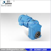 Quality F Series Parallel Shaft Helical Gear Units for sale