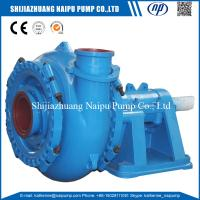 Buy cheap 10/8F-G Hebei Pump Factory A05 Materail 8 inches River Sand Pumping Machine from Wholesalers