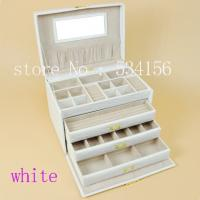 Quality Jewelry  Cases  Big Space For Jewelry Storage and Display (28* 20 * 19.5 cm) Wholesale for sale