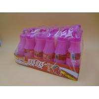 Quality Christmas Straw Fruits Sugar Powder Candy With Powdered Sugar Dispenser for sale