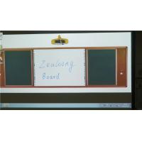 China Smart Multimedia Digital Interactive writing whiteboard , Dry Erase Magnetic Board on sale