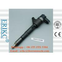 Quality ERIKC 0445110386 Auto Fuel Injectors 0 445 110 386 diesel Engine Injection 0445 110 386 for Audi for sale