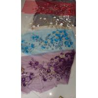 00144 SPUN VOILE EMBROIDERY